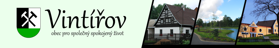 Obec Vintířov | Pozvánka na zasedání Zastupitelstva obce Vintířov