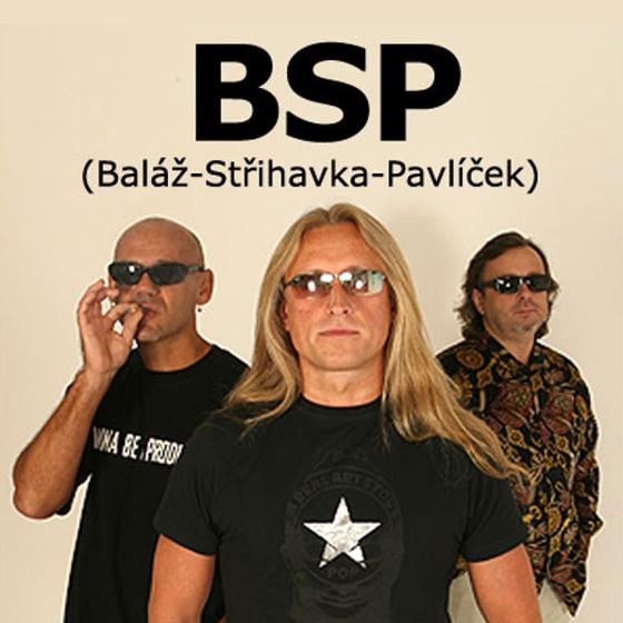 Plakát skupiny BSP