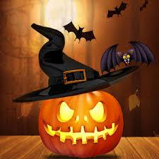 Obrázek vydlabané dýně Halloween
