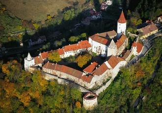 Obrázek hrad Křivoklát