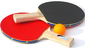 Tenisové pálky a míček